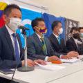13の民族団体が会見「中国の人権侵害止める国会決議を」