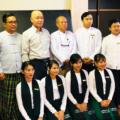 熊本・玉名でミャンマー人教師8名の研修「教育で祖国の発展に尽くしたい」