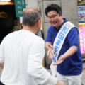 和田政宗参院議員を暴行した男 公選法違反容疑で書類送検