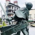 『進撃の巨人』聖地!大分・日田市に行ってみた