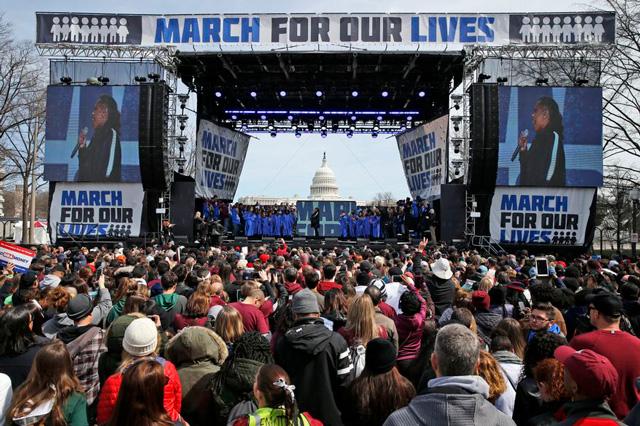 米国「高校生による銃規制推進運動」がSEALDsにそっくりな理由 ...