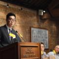 香港民族党・陳浩天氏による外国人特派員協会スピーチ(日本語訳全文)