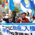 【G20】1,000名が大阪で抗議デモ「中国は人権蹂躙と侵略を止めろ」