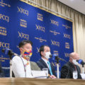 【速報】「北京五輪ボイコットを」人権活動家らが訴え