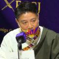 【詳報】チベット人「中国には五輪開催の資格なし」
