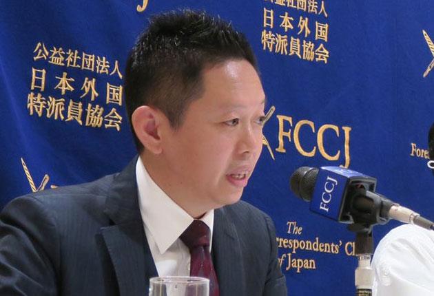 詳報】石井英俊氏「日本政府も中国の人権問題に抗議を」 | 選報日本